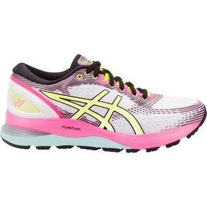 ASICS Women's Gel-Nimbus 21 Running Shoe Size 9.5